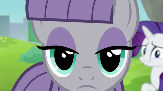 File:Maud Pie staring ahead at Pinkie S6E3.png