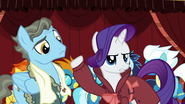 Rarity says no S5E15