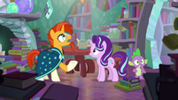 "Sunburst ""...I was some big wizard"" S6E2"