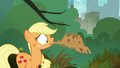 Applejack's hat in shreds S5E16.png