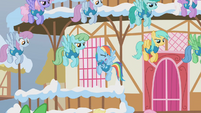 "Rainbow Dash ""Ugh! Make up your minds!"" S1E11"