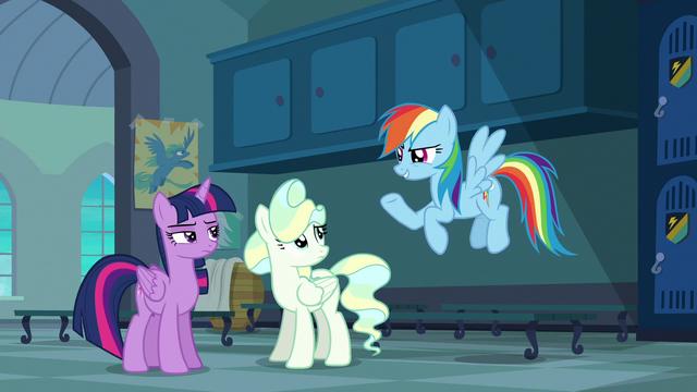 File:Rainbow Dash explaining her plan S6E24.png