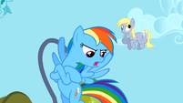 Rainbow Dash is skeptical 1 S2E15
