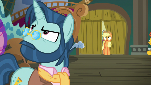 File:Director glaring at the trapeze star S6E20.png