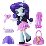 Equestria Girls Minis Rarity Trendy Accessory Shop set