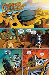 MLP The Movie Prequel issue 3 page 1