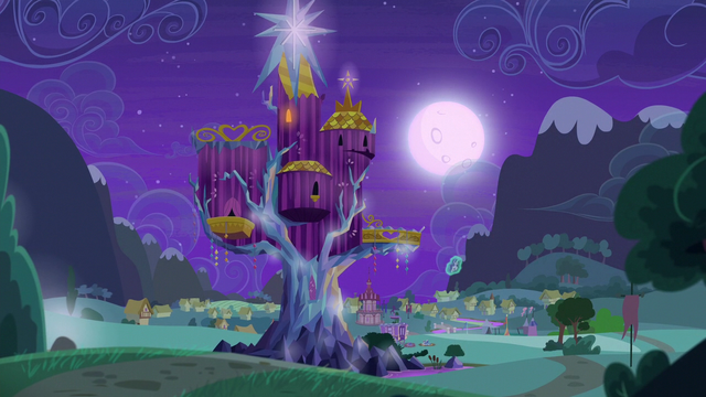 File:Starlight Glimmer floats down from castle balcony S6E25.png