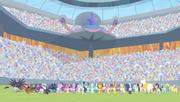 All Equestria Games participants back S04E24