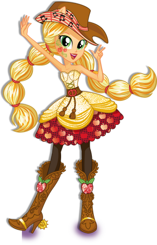 File:Applejack Rainbow Rocks character bio art 2.png