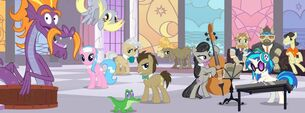 Episode 100 cast revealed MLP Facebook