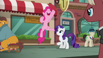 "Pinkie Pie ""It's the perfect plan"" S6E3"