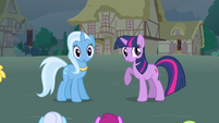 Trixie adorable once again S3E5