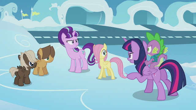 File:Twilight confronting Starlight next to foals S5E25.png