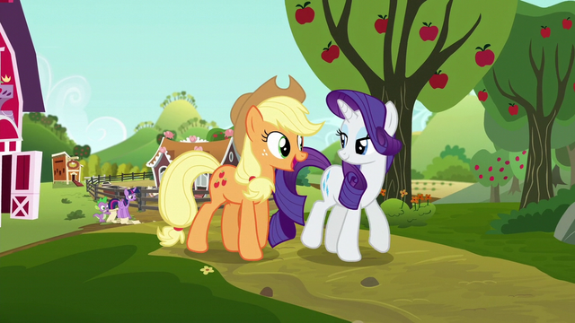 "File:Applejack ""I can't wait to have a steam"" S6E10.png"