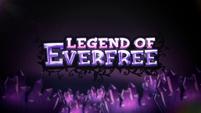 Legend of Everfree trailer logo EG4