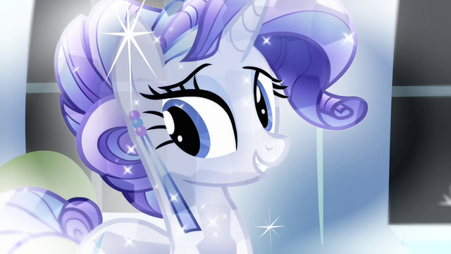 File:Rarity 'It simply must create a rainbow of color!' S3E1.png