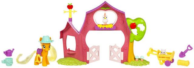 File:Applejack's Sweet Apple Barn playset.jpg