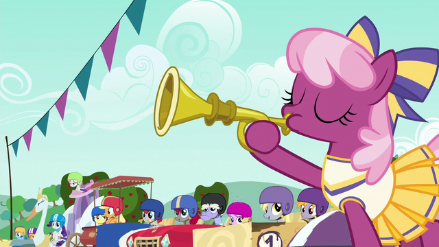 File:Miss Cheerilee starting the race S6E14.png