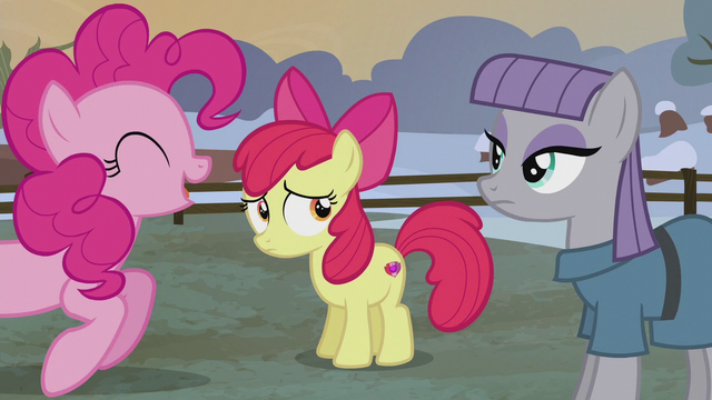 File:Pinkie declares Bloom and Maud team two S5E20.png