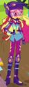 Sunset Shimmer Sporty Style ID EG3