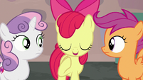 "Apple Bloom ""somethin' that means somethin' special"" S7E8"