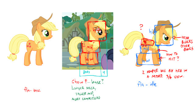 File:FANMADE Hitbox design Applejack Fighting is Magic.jpg