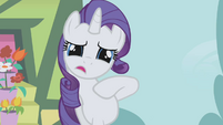"Rarity ""prevent me from meeting my true love"" S1E03"