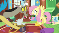 Discord appears with a tea set S6E17.png