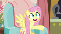 """Fluttershy """"is it really envious of the other teas?"""" S7E12"""