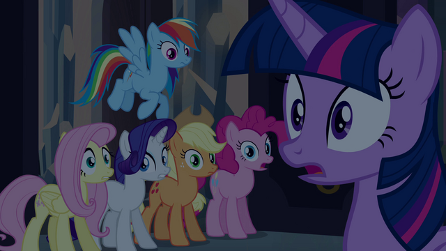 "File:Fluttershy ""who was that?"" EG.png"