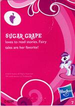 Wave 1 Sugar Grape collector card