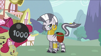 Zecora talking 4 S2E06