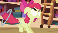 Apple Bloom speaking French S2E06