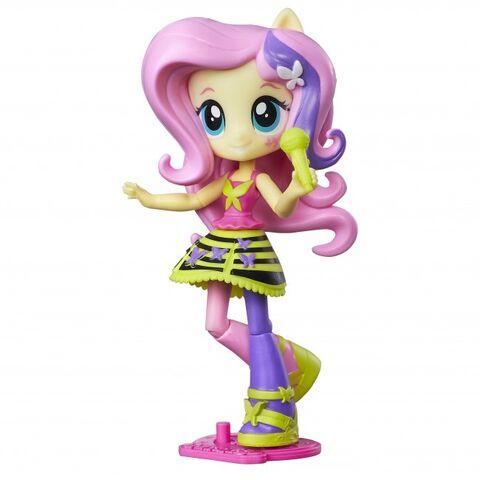 File:Equestria Girls Minis Rockin' Fluttershy doll.jpg