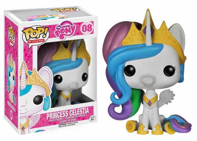 File:Princess Celestia Funko POP! figure.jpg