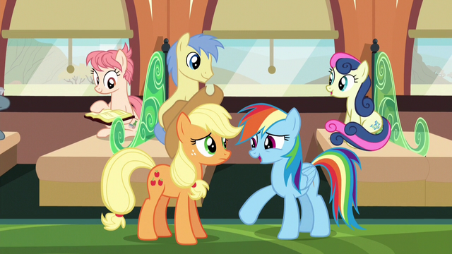 "File:Rainbow Dash ""that's crazy talk!"" S6E18.png"