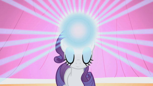 File:Rarity's horn glowing S1E14.png