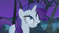 Rarity scared S4E07