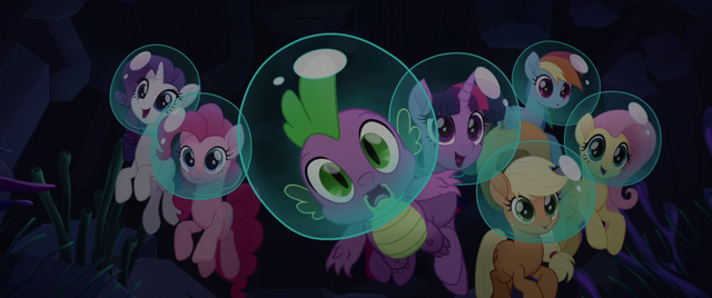 File:Mane Six and Spike enter Seaquestria MLPTM.png