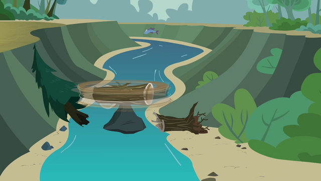 File:Scootaloo in the spinning log S3E06.png