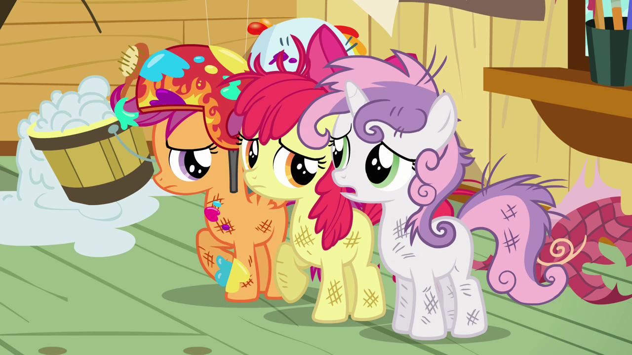 My little pony friendship is magic cutie mark crusaders - photo#19