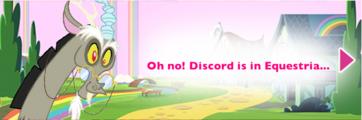 Discord in Magical Match three game