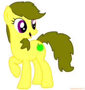 FANMADE earth pony