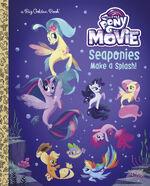MLP The Movie Seaponies Make a Splash! BGB cover