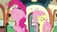 Pinkie Pie struggling to admit the truth S6E18