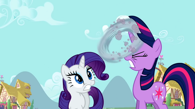 File:Twilight and Rarity 1 S02E06.png