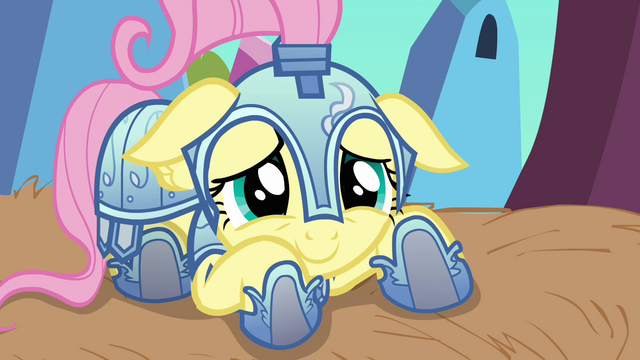 File:Fluttershy is fear of Rainbow's power S3E02.png