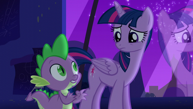 File:Spike list all the names of Twilight's old friends S5E12.png