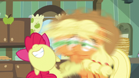 Apple Bloom super-excited S5E04