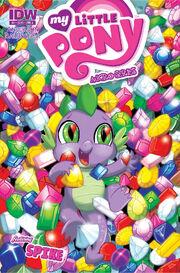 Comic micro 9 cover A